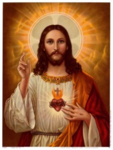 Feast of the Sacred Heart -  June 11th