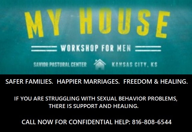 Special Event: My House Workshop for Men in November!